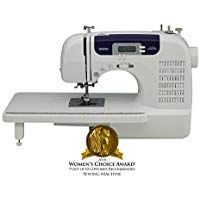 Brother CS6000i recommended sewing machine