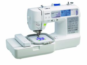 Brother SE400 Embroidery and Sewing Machine