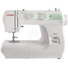 Janome 2212 affordable sewing machine