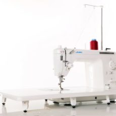 large throat sewing machines for quilting