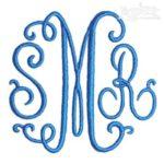 monogram sewing machine